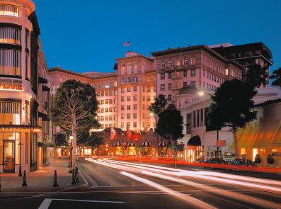 Beverly Wilshine Hotel
