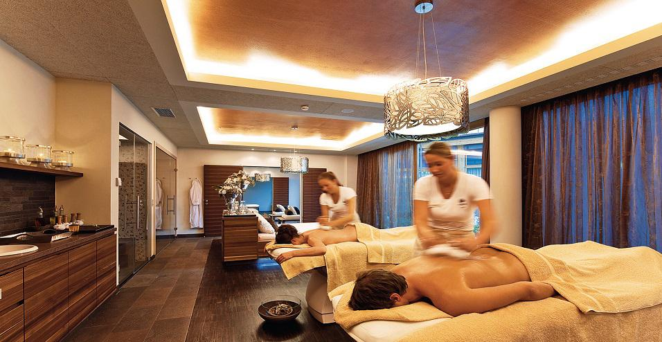 Ifen Hotel PURIA Spa Massage