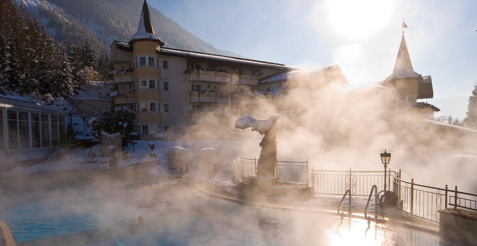 Posthotel Achenkirch im Winter