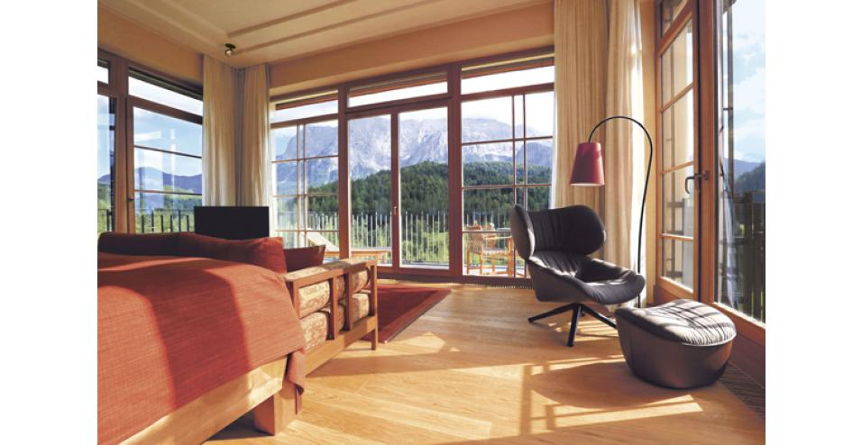Schloss Elmau Retreat Suite