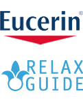 Eucerin und RELAX Guide