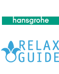 Hansgrohe und RELAX Guide