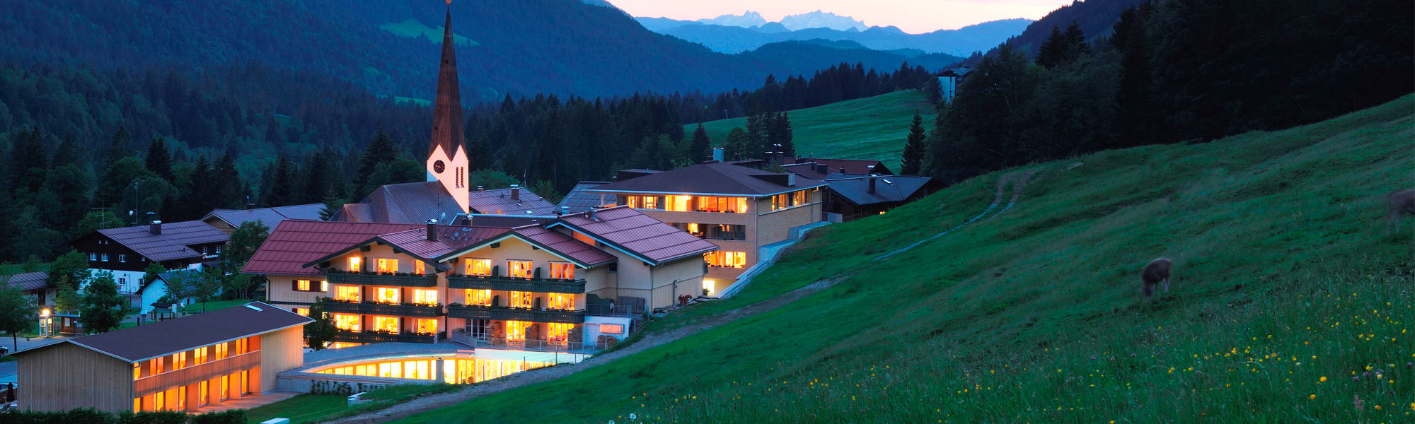 Hubertus Alpin Lodge