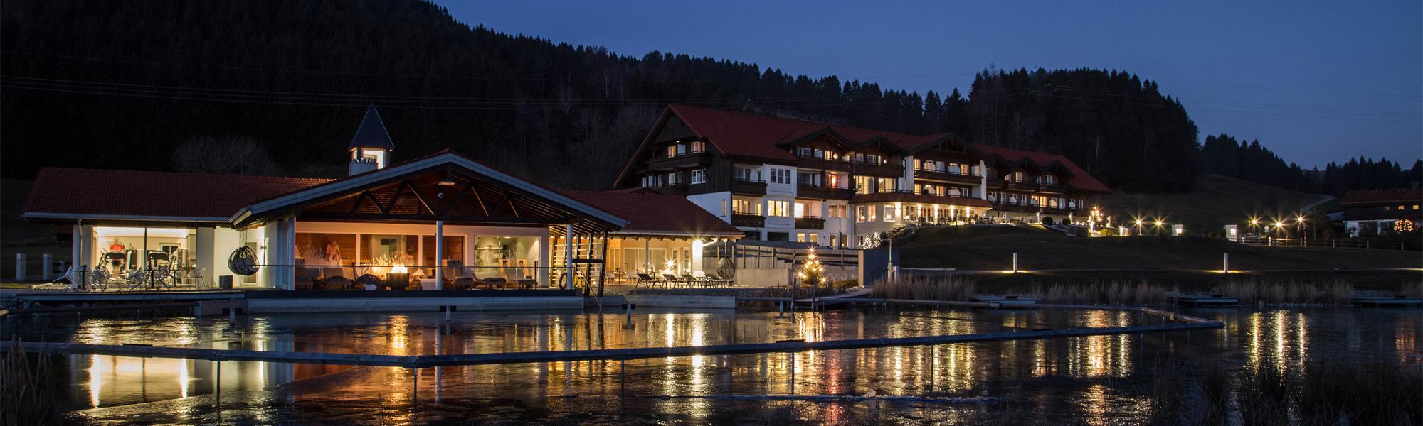 Wellness Oberstaufen Hotel Haubers