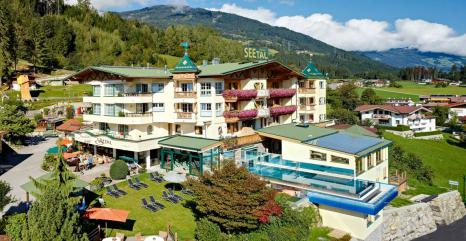 Seetal Alpin Family Resort ****