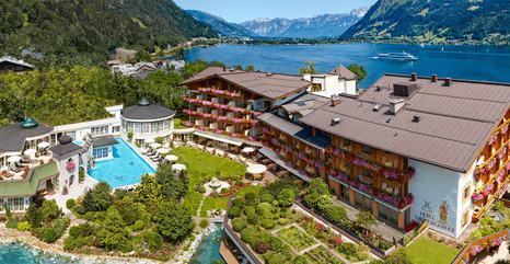 Hotels mit schwimmteich österreich