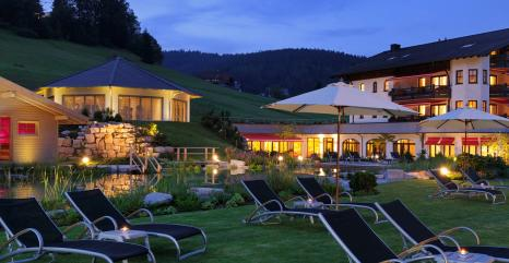 Wellnesshotels In Baden Württemberg Relax Guide