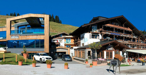 Das Alpenwelt Resort ****