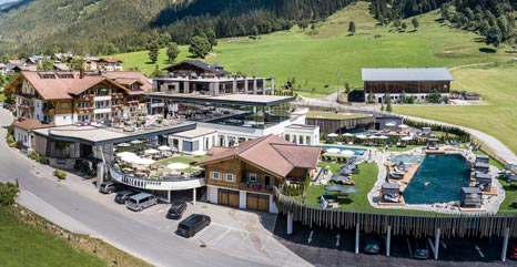 Lürzerhof Alpin Life Resort ****s