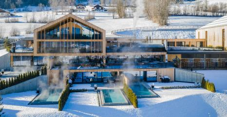 Purmontes Private Luxury Chalet *****