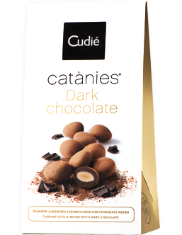 Cudie Catanies dark Chocolate