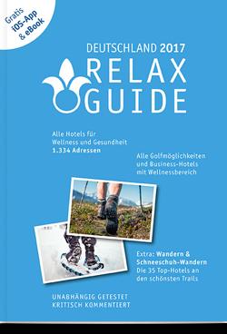 RELAX Guide 2017 Deutschland