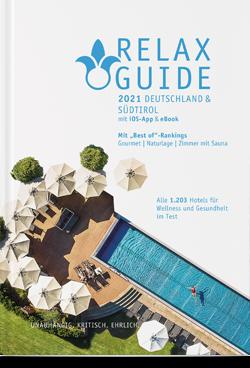 RELAX Guide 2021 Deutschland