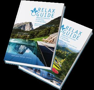 RELAX Guide 2022 Österreich und Deutschland