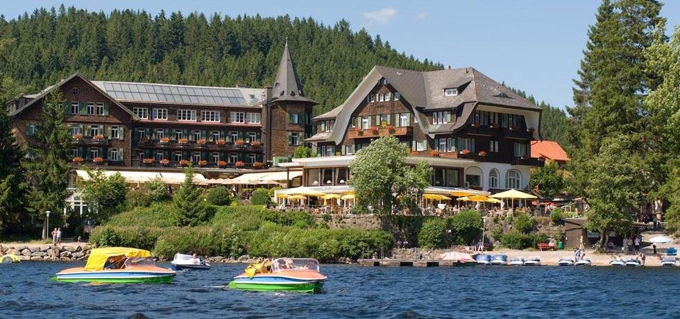 Treschers Schwarzwaldhotel am See ****s
