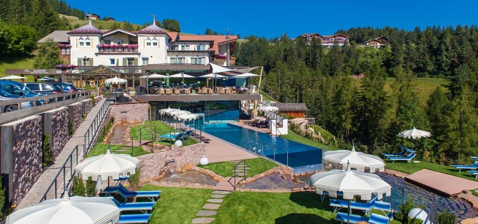 Albion Mountain Spa Resort ****s