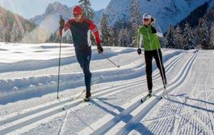 Wellness & Langlaufen
