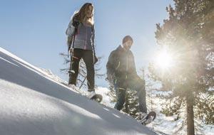Schneeschuhwandern & Wellness
