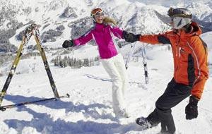 Skifahren & Wellness