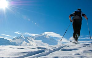 Skitouren Wellnesshotel