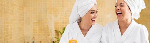 Freundinnenurlaub – Wellness und Beauty im Ladys Spa
