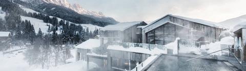Sicher entspannen auf über 1.500 m² – Lilien-Hotels mit großem Spa